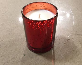 Holiday Votive-Red