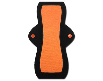 """Washable Menstrual Pad or Liner (10"""" - Multiple Colors- Jersey)"""