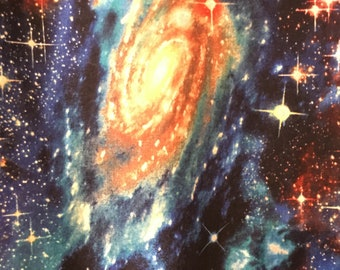 Galaxy Dog Bandana, space, solar system