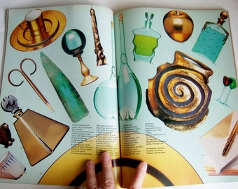 Elle Decoration Magazine December 1993 - Beautiful 1990s Boho Interiors, Lighting Design, Christmas Decorations etc