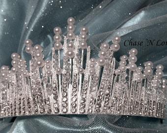 Ice queen headpiece