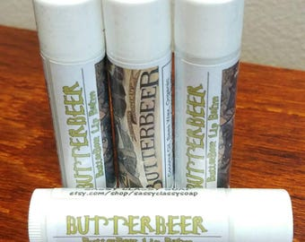 Butterbeer  Lip Balm