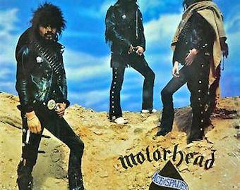 MOTORHEAD Ace Of Spaces Vinyl Lp Record Album 1980 Heavy METAL Hard Rock Classic Factory Sealed Motörhead