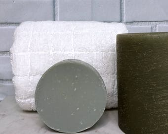 Bay Rum Soap, Handmade Soap, Vegan Soap, Handmade Vegan Soap, Vegan Bay Rum Soap, Handmade Bay Rum Soap, Mens Soap, 3.5oz