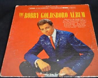 Vintage Vinyl Record The Bobby Goldsboro Album UAS-6358