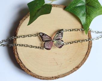 Butterfly fairy wings bracelet
