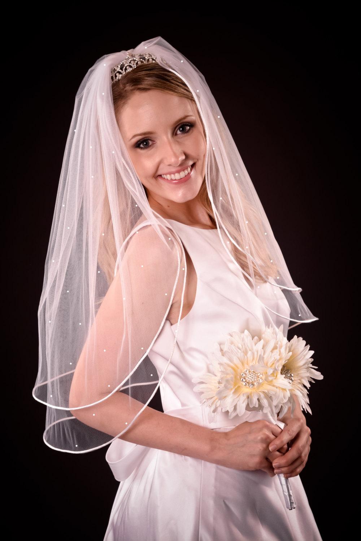 Encantador Vestido De Boda De Diamantes De Imitación Modelo ...
