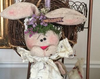 Spring has sprung Wreath