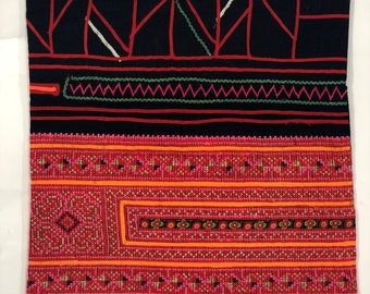Colorful Thai Pillow Cover