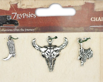 7gypsies Charms: Western