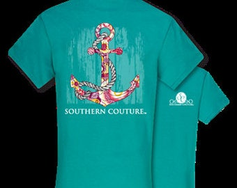 Pattern Anchor, Southern Couture