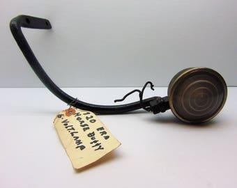 Vintage Horse Buggy Lamp