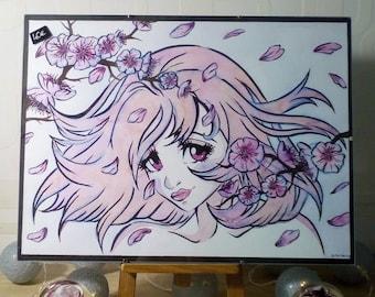 Aqua Lady 5 - Lil' Pink Lady
