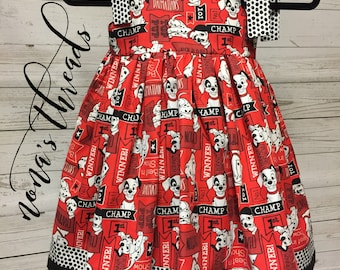 Disney's 101 Dalmations Dress