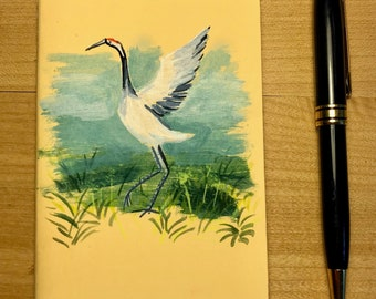 Crane Notebook