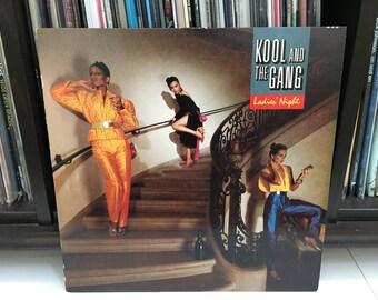 "Kool & The Gang- ""Ladies' Night"" vinyl record"