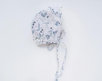 Baby cotton bonnet Ameli