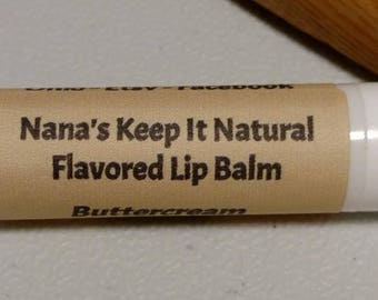 Bubblegum Natural Lip Balm