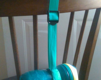 Sippy cup strap.
