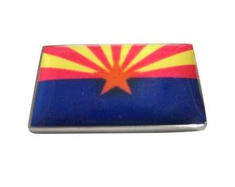 Arizona State Flag Magnet