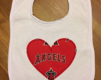Anaheim Angels Heart Bib