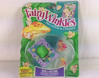 FairyWinkles Peek A Picture - Kenner - Still Sealed