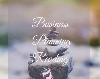 Business Planning Reading