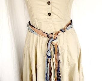 Boho Bayou Bohemian Belt | Tribal Belt | Festival Belt | Boho Belts for Women | Skinny Belt | Summer Belt | Dress Belt | Hippie Clothes