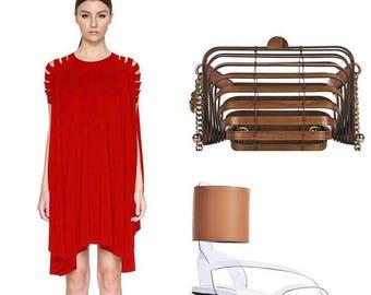 Red Dress spandex