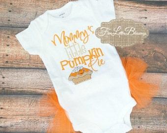 Mommys little pumpkin pie - little pumpkin - fall - pumpkin - turkey - lil punkin - Thanksgiving