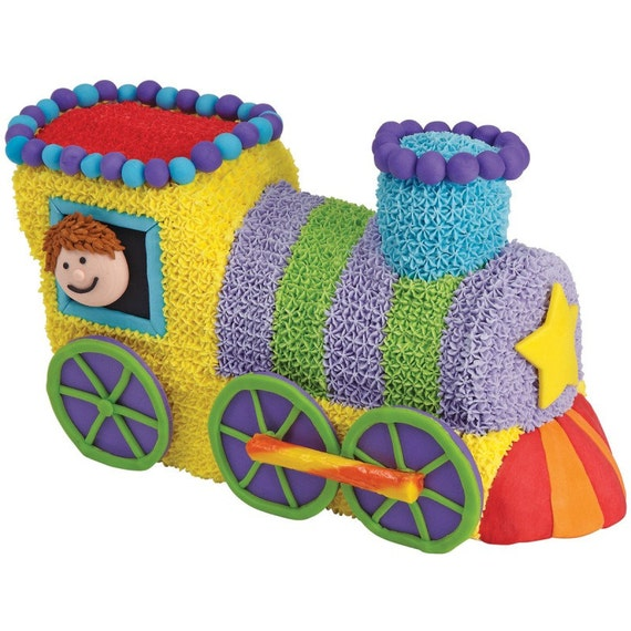 Choo Train 14 X7 25 X2 Cake Pan Wilton