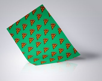 Pizza | Wrapping Paper