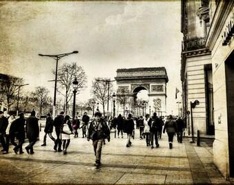 Paris Photography, Paris Art, Paris Prints, French Art, French Photo, Paris Champs Elysees,Paris Print, Paris Photo, Print, Photo, Paris Art