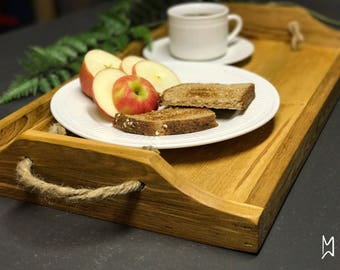Reclaimed Wooden Serving Tray