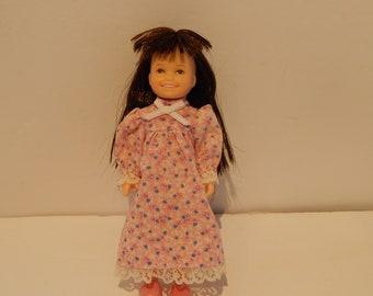 Vintage Knickerbocker World of Little Orphan Annie Molly Doll 1980