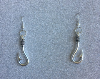 Fish Hook Earrings