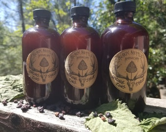 Spring Zing Syrup