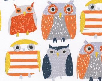 Wildwood - Multi Owls from Dear Stella