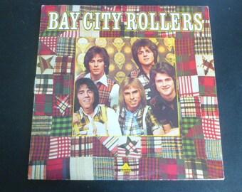 Bay City Rollers Vinyl Record LP AL 4049 Arista Records 1975