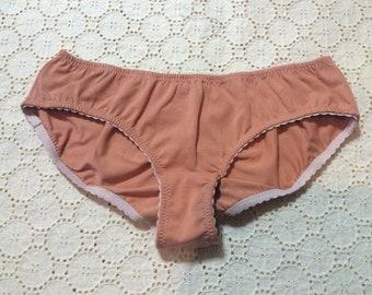 Organic Cotton & Soy Bikini Panties (Various colours)