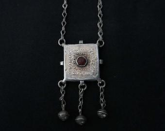 Turkmen Yomud necklace