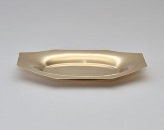 Vintage Dirilyte Regal Serving Bread Tray Bowl