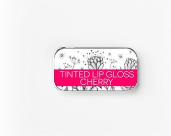 Tinted Lip Gloss