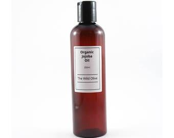 Organic Jojoba Oil - 250ml