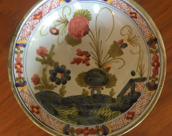 Faenza Hand Painted Bowl