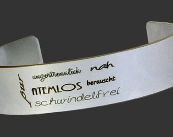 I Am Enough Bracelet / Custom Hand Stamped Bracelet / Inspirational Bracelet / Cuff Bracelet / Custom Bracelet / Stainless Steel Bracelet