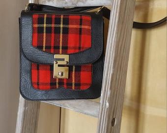 80's Cross Body Handbag