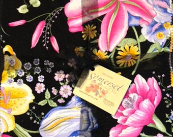 Benartex – Irresistible Iris - By Ann Lauer of Grizzly Gulch Gallery - Layer Cake
