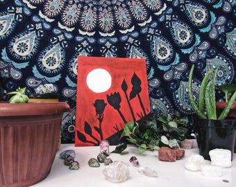 Evening, Moon , Bedroom Decor