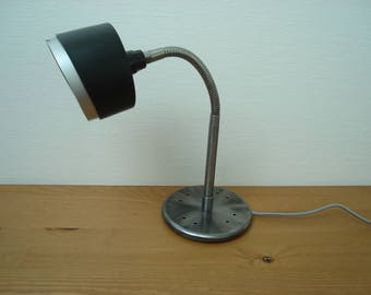 recycled industrial style lamp